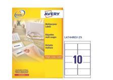 Avery - L4744REV-25