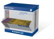 Penna a sfera Noris Stick Staedtler - 35 blu/15 rosso - 434SCAP2LB (conf.50)