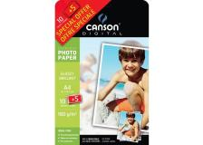 Carta fotografica Everyday Canson - lucida - A4 - 180 g/mq - 200004475 (conf.10+5)