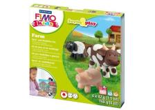 FIMO kids scatola gioco form&play Staedtler - Fattoria - 8034 01 LY