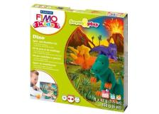FIMO kids scatola gioco form&play Staedtler - Dinosauri - 8034 07 LY