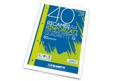 Ricambi rinforzati Blasetti - A4 - Q - 2338 (conf.40)