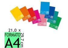 Quaderni A4 One Color 100 Blasetti - A4 - A - 36+2 - 1920 (conf.10)