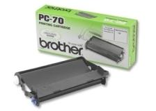 Nastro Brother PC-70 nero - 524911