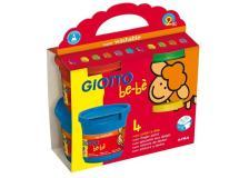 Colori a dita Giotto Bebè - 150 ml - 467200 (conf.4)