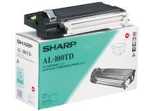 Developer Sharp AL100TD nero - 610624