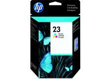 Cartuccia HP 23 (C1823D) 3 colori - 738897
