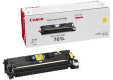 Toner Canon 701L Y (9288A003) giallo - 760546
