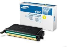 Toner Samsung CLP-Y660A (ST953A) giallo - 766229