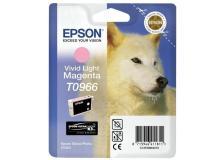 Cartuccia Epson T0966 (C13T09664010) magenta chiaro vivido - 823818