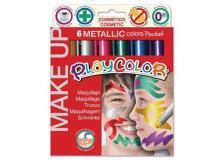 Tempera solida Make up Maped - metallizzati - 01.011 (conf.6)