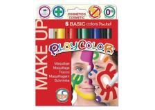 Tempera solida Make up Maped - classici - 01.001 (conf.6)