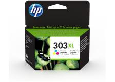 Cartuccia HP 303XL (T6N03AE) 3 colori - 947804