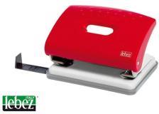 Perforatore 2 fori  passo 8 cm perforazione 16 fogli colore assortito Lebez - 1270 - 960510