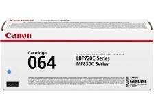 Toner Canon 064 (4935C001) ciano - B00330