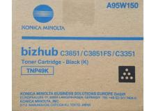 Toner Konica-Minolta TNP49K (A95W150) nero - B01166