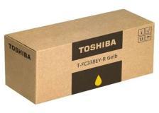Toner Toshiba T-FC338EY-R (6B000000927) giallo - B01213