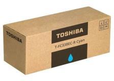 Toner Toshiba T-FC338EC-R (6B000000920) ciano - B01215