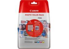 Serbatoio Canon CLI-571XL C/M/Y/BK (0332C005) nero foto -colore - D01970