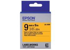 Nastro Epson LK-3YBP (C53S653002) giallo-nero - D02017