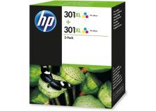 Cartuccia HP 301XL (D8J46AE) 3 colori - D02219