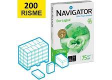 Bancale carta A4 Navigator Eco-logical da 200 risme - D02482