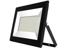 Faro proiettore LED slim a largo fascio luminoso 200w 6400k pressofusione - 10KQF - D03447