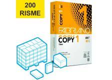 Bancale Carta A4 Fabriano Copy 1 da 200 risme - D03555