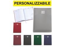Agenda settimanale personalizzabile con Vostro logo vari colori e formati - D03568