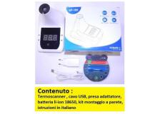 Termoscanner infrarosso GP-100 contactless rapid test - D03623