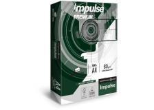 Carta A4 Impulse Premium - 80 g/m², spessore 105 µm, punto di bianco cie 161 conf. 5 risme - IMP008000210297 - D03656