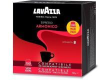 Capsule caffè Lavazza gusto ARMONICO compatibile Nespresso - 8102 - D06999