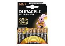 Batterie alcaline Duracell Plus Power Ministilo 2400 mAh AAA - R01442