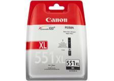 Serbatoio Canon CLI-551XL BK (6443B004) nero - U00024