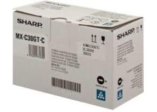 Toner Sharp MXC30GTC ciano - U00448