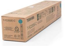 Toner Toshiba T-FC200EC (6AJ00000119) ciano - U00454