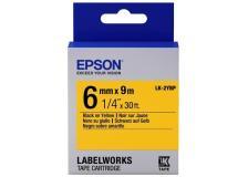 Nastro Epson LK-2YBP (C53S652002) giallo -nero - U00681