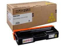 Toner Ricoh SP C250E (407546) giallo - U00741