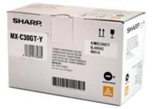 Toner Sharp MXC30GTY giallo - U00754