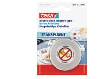 Nastro biadesivo 10mtx12mm trasparente (bls 64-621) tesa - Z01068