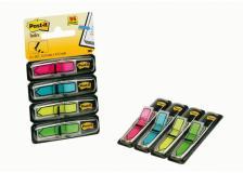 Miniset frecce 96 segnapagina index 684-arr4 in 4 colori vivaci - Z02156