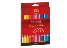 Astuccio 36 matite colorate acquarello kohinoor - Z02510