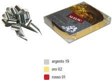 Scatola 30 nastro svelto strip reflex 48mm oro 02 bolis - Z03341