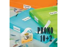 Promo pack 10+2 post-it cover-up 658-h 25mmx17,7m - Z03351