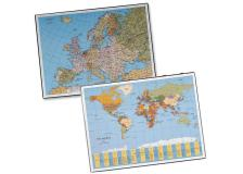 Sottomano geographic europa 40x53cm laufer art.45347 - Z03624