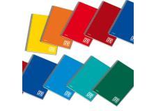 Quaderno A5 spiralato 5mm c/fori 80gr 60fg one color blasetti - Z03735