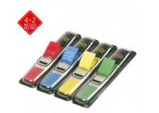 Pack 4+2 blister 140 index mini in 4 colori classici - Z03979