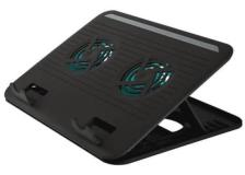 Supporto notebook cyclone cooling stand trust - Z04637