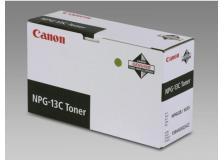 Toner Canon NPG-13C (1384A002AC) nero - Z06200