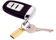 Metal executive usb32.0 drive gold 16gb - Z09400